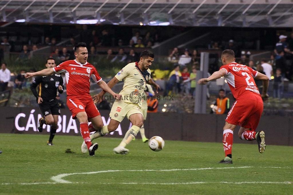 América vence al Toluca, y está dentro de la Semifinal-Apertura 2018