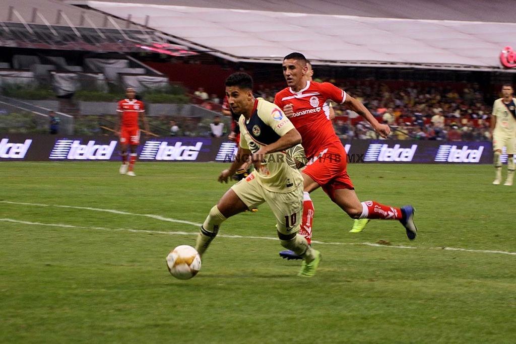 América vence al Toluca, y está dentro de la Semifinal-Apertura 2018 jugada dividida