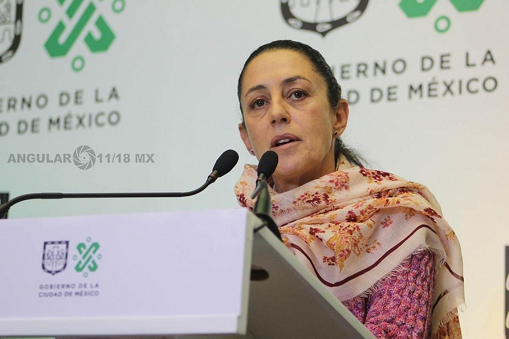 Claudia Sheinbaum Pardo Jefa de Gobierno de la Ciudad de México