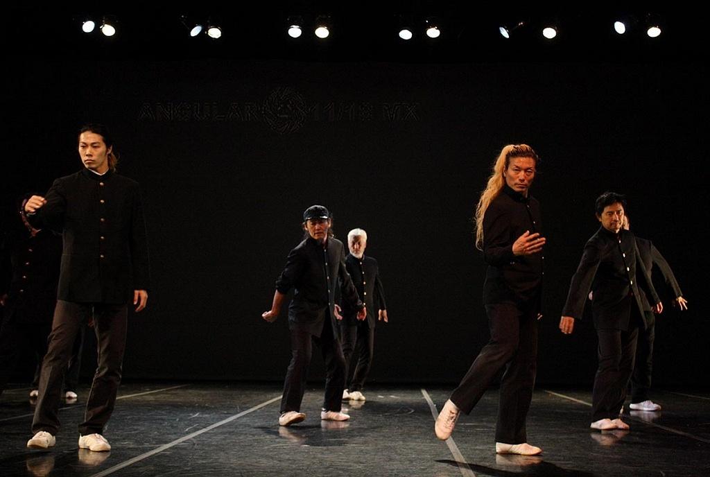 Condors es una compañía de danza de Japón y se presentó en la CDMX