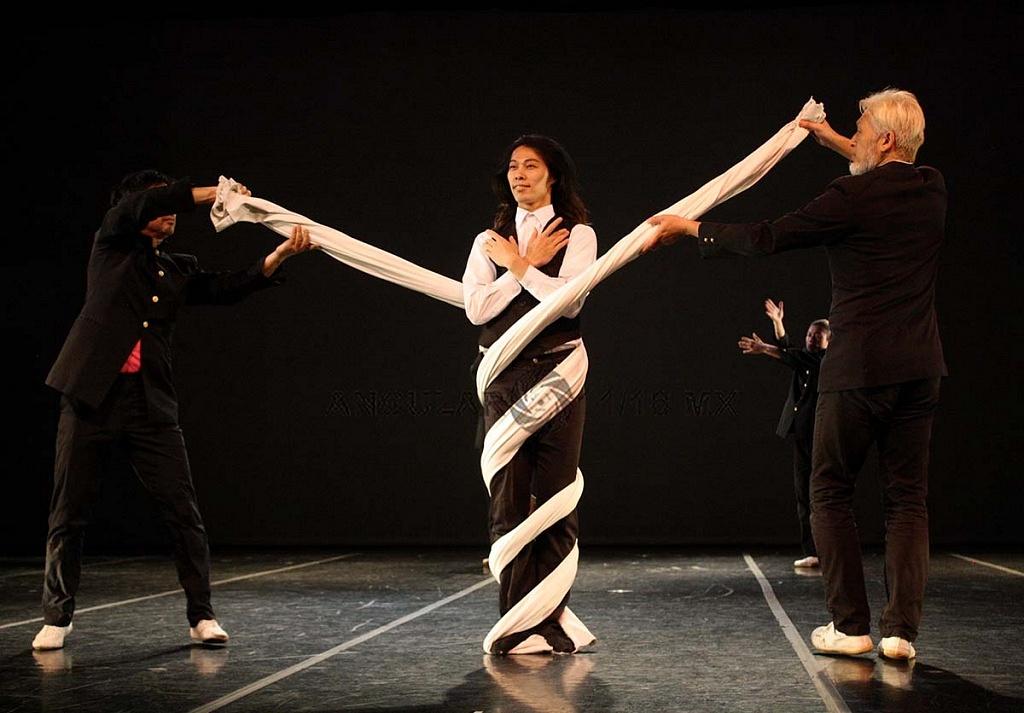 Condors es una de las compañías de danza contemporánea más importantes de Japón y presentó su espectáculo Granslam