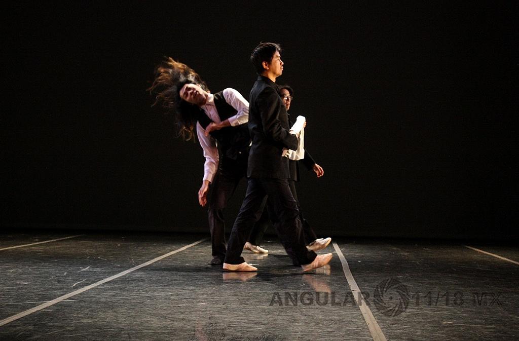 Condors, una de las compañías de danza contemporánea más importantes de Japón se presentó en México ç