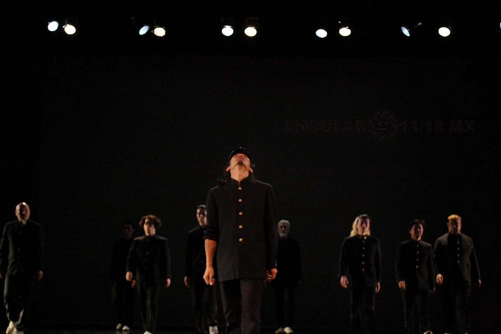 Condors, una de las compañías de danza contemporánea más importantes de Japón se presentó en México