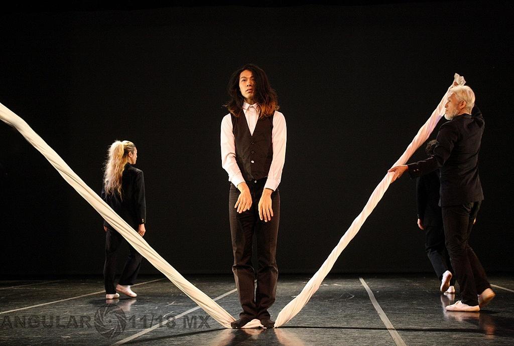 Condors una de las compañías de danza contemporánea más importantes de Japón se presentó en México