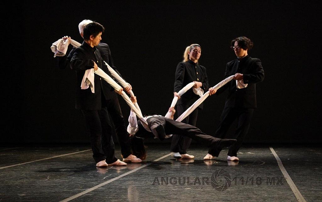 Condors, una de las compañías de danza contemporánea más importantes de Japón se presentó en México (2)
