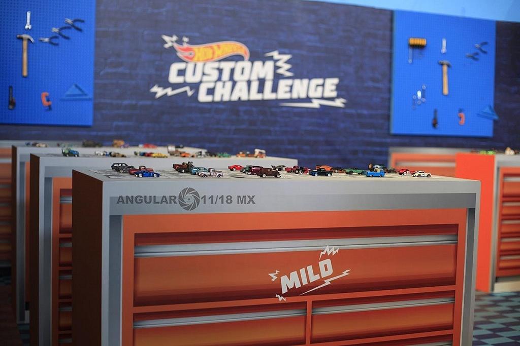 Custom Challenge en la 11ª edición del Salón Hot Wheels CDMX