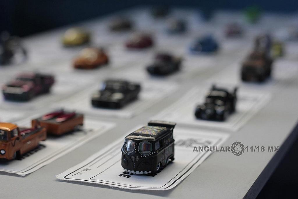 Custom Challenge en la 11ª, edición del Salón Hot Wheels CDMX,