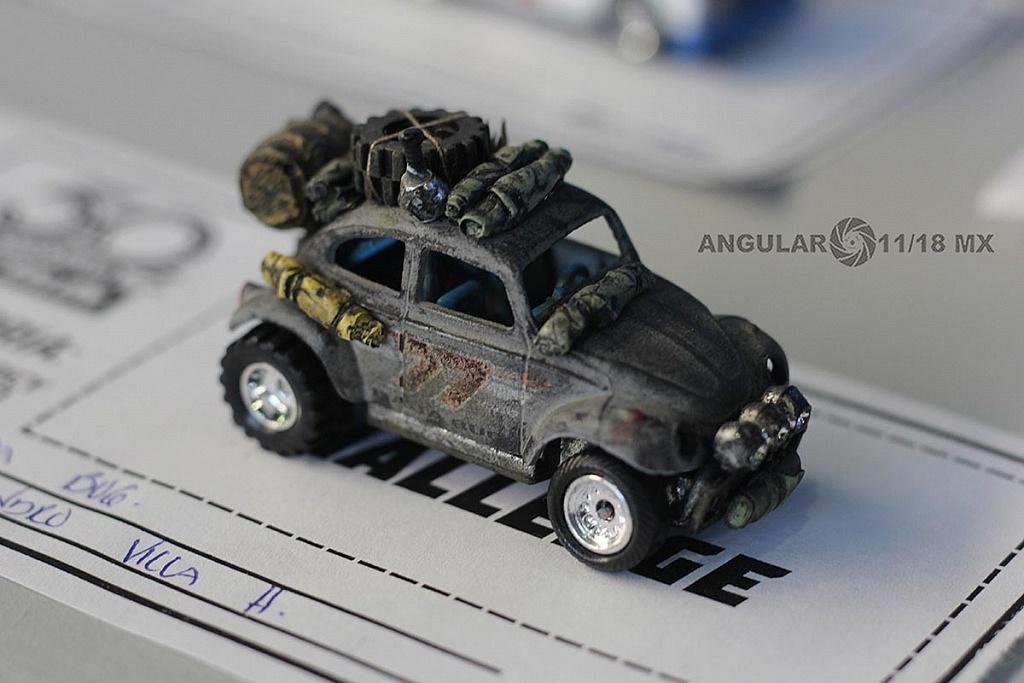 Custom Challenge, en la 11ª edición del Salón Hot Wheels CDMX