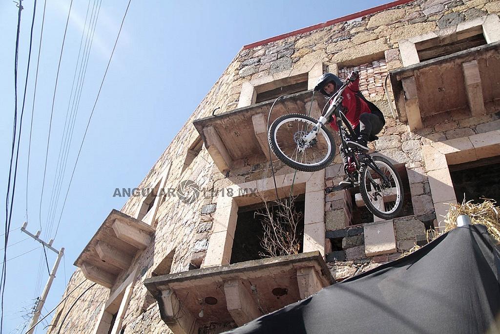 Downhill Taxco 2018 Zona de Salto Casa de Piedra
