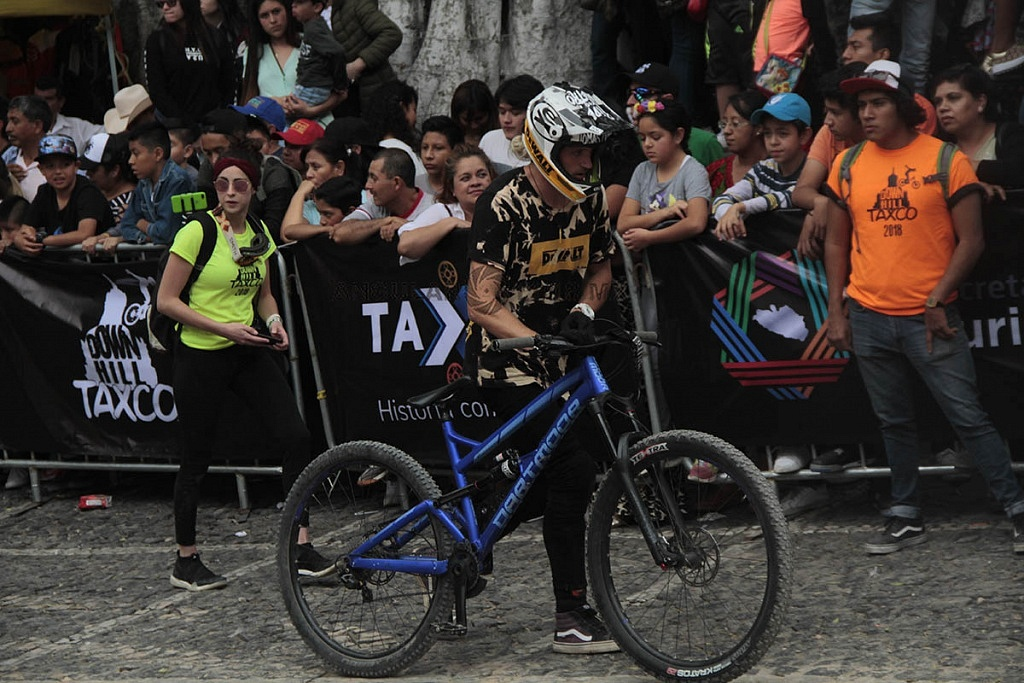 Downhill Taxco, 2018 competidores