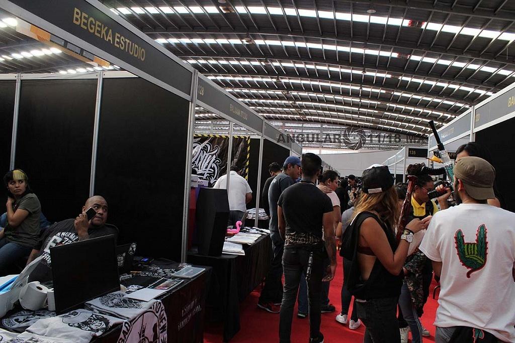 Expo Tattooarte México 2018, segunda edición