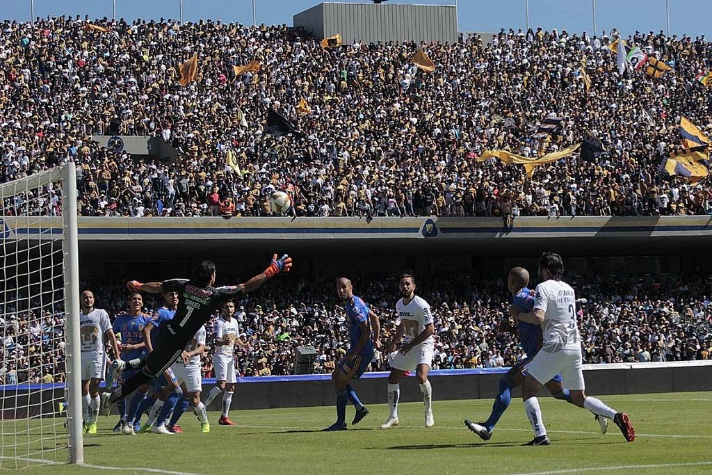 Los Pumas eliminan a Tigres y avanzan a la semifinal del torneo apertura 2018,