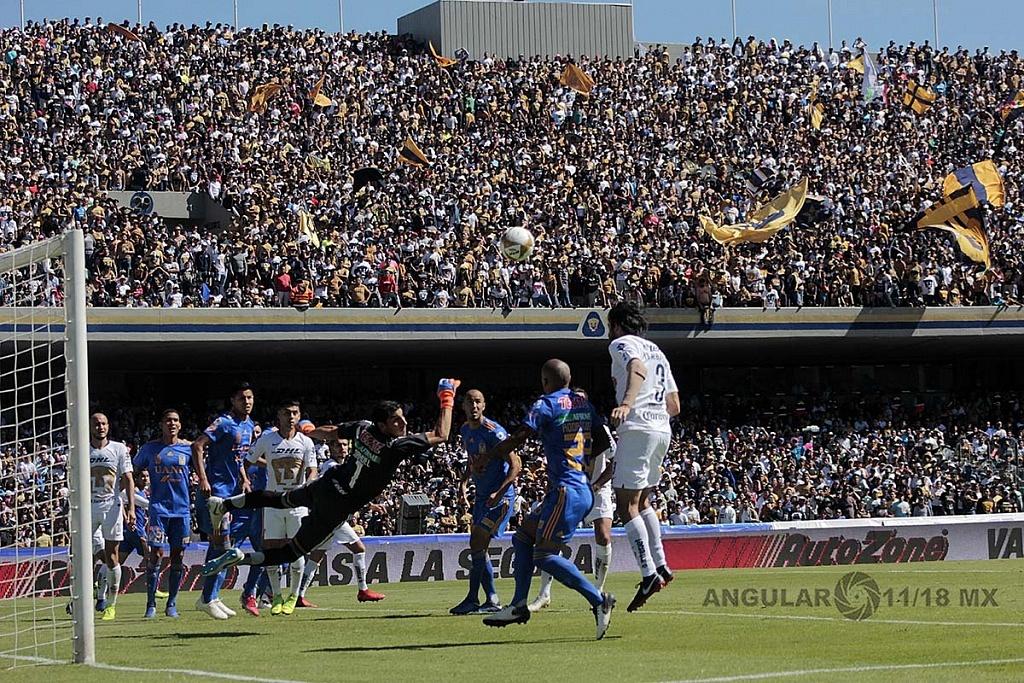 Los Pumas eliminan a Tigres y avanzan a la semifinal del torneo apertura 2018