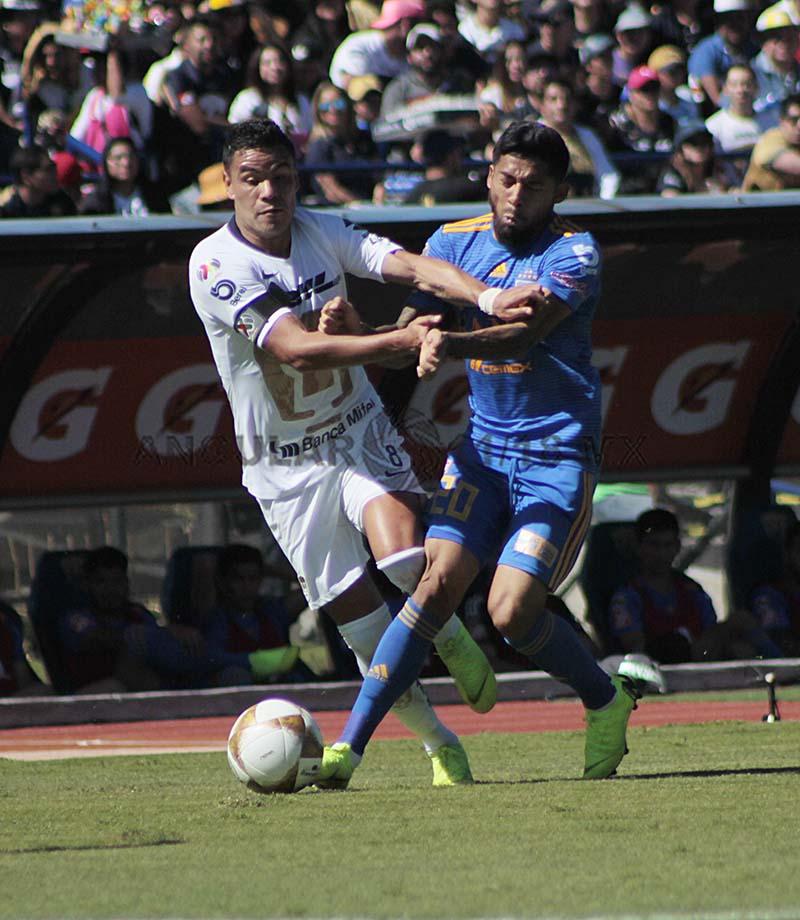 Los Pumas eliminan a Tigres y avanzan a la semifinal del torneo apertura 2018,,