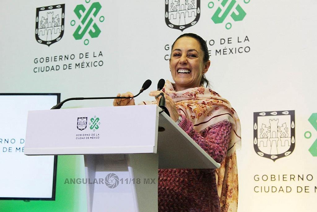 Presenta Jefa de Gobierno a Rodrigo Dosal Ulloa, como Director General de INDEPORTE de la Ciudad de México