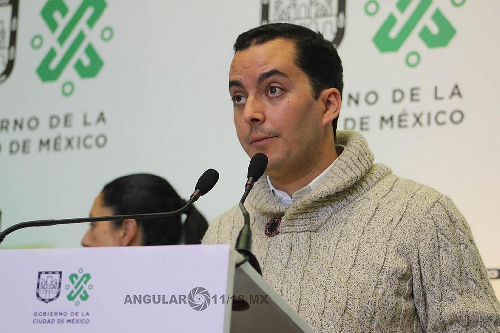 Rodrigo Dosal Ulloa nuevo director general del INDEPORTE de la CDMX
