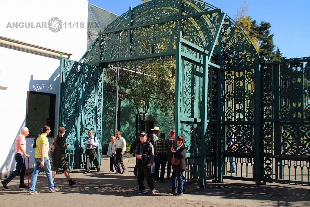 abrieron las puertas a todo el público de la Residencia Oficial de Los Pinos este sabado 1 de diciembre de 2018,,