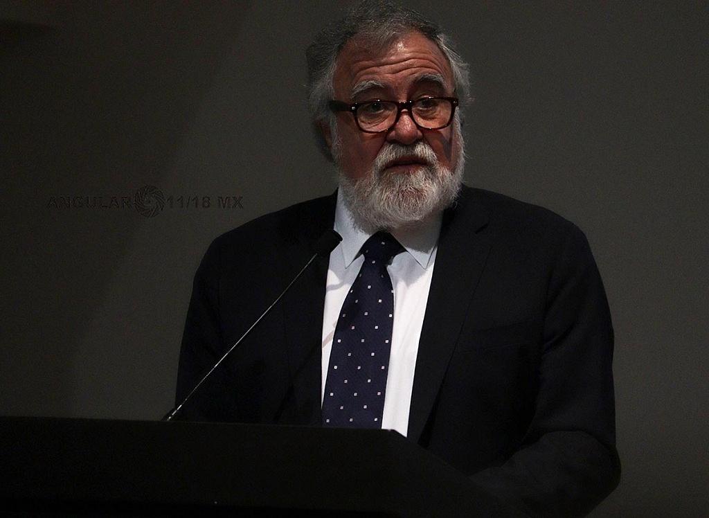 Alejandro Encinas, Subsecretario de Derechos Humanos, Población y Migración de la Secretaría de Gobernación