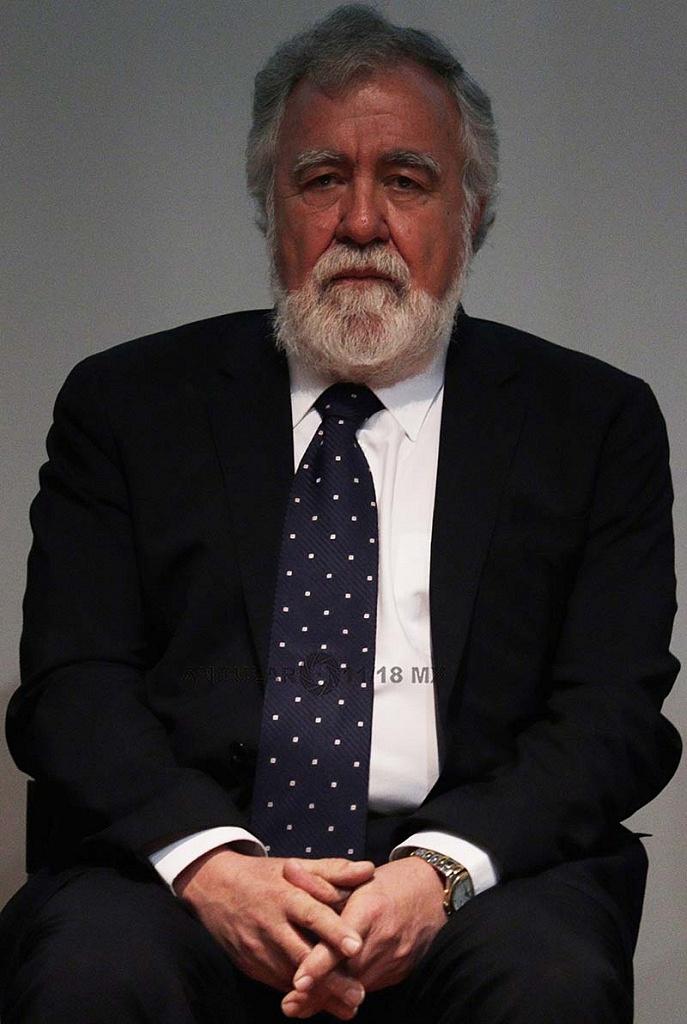Alejandro Encinas, Subsecretario de Derechos Humanos, Población y Migración de la Secretaría de Gobernación,