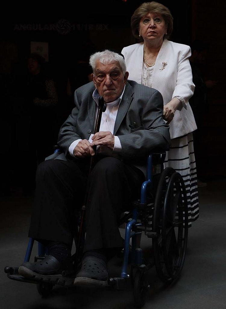 Conmemoración Anual en Memoria de las Víctimas del Holocausto Museo Memoria y Tolerancian CDMX