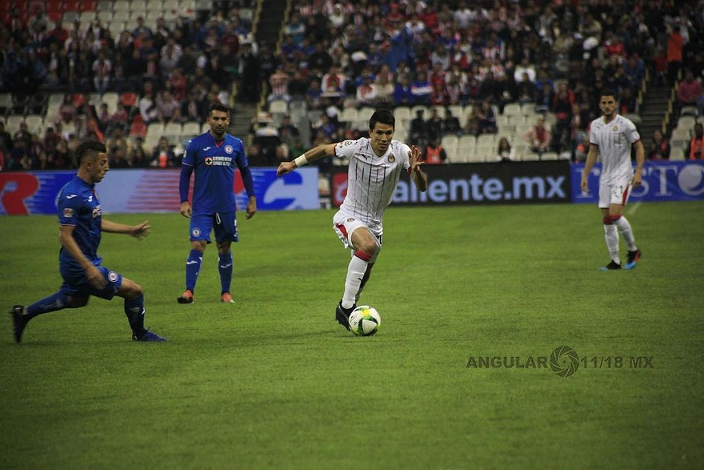 Cruz Azul pierde frente a las Chivas 1-0, en el estadio azteca, en la jornada 2 del torneo de la liga MX, Clausura 2019