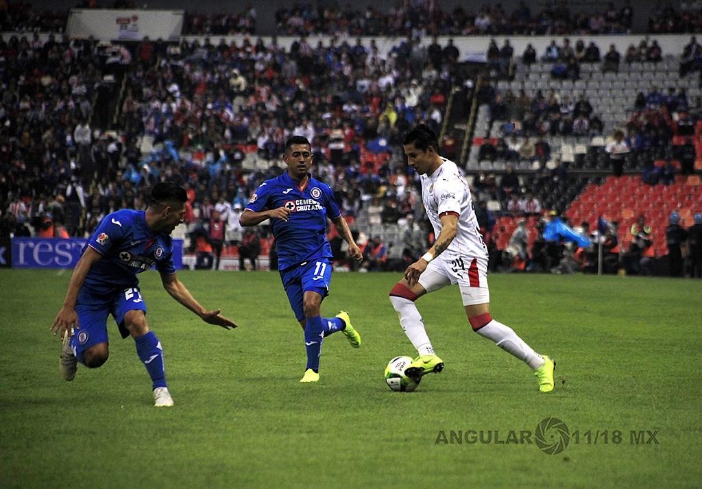 Cruz Azul pierde frente a las Chivas 1-0 en la jornada 2 del torneo de la liga MX, Clausura 2019