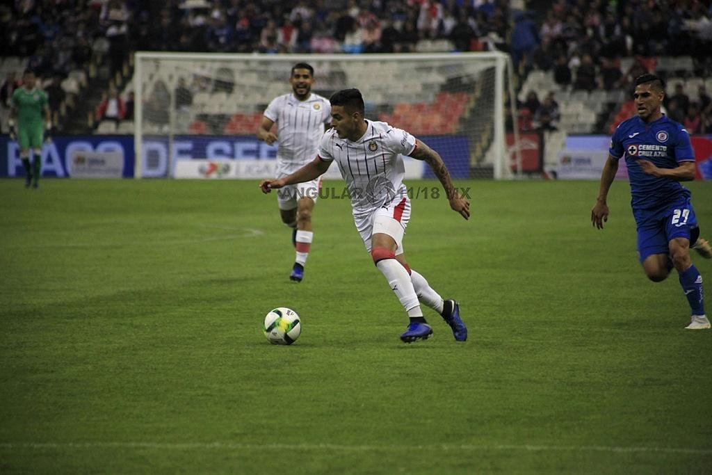 Cruz Azul pierde frente a las Chivas 1-0 en la jornada 2 del torneo de la liga MX Clausura 2019