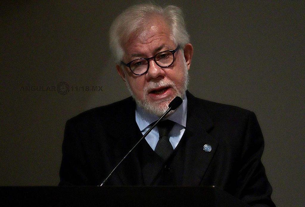 Giancarlo Summa, Director del Centro de Información de las Naciones Unidas para México, Cuba y República Dominicana