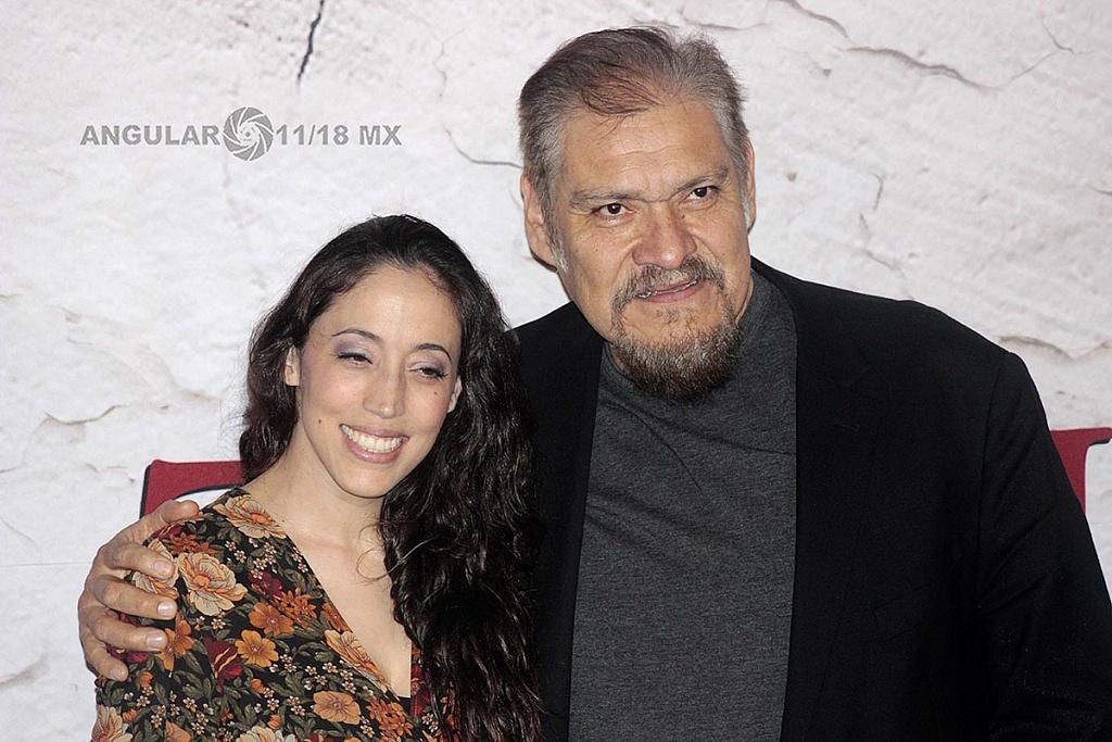 Joaquín Cosío y Yunuem Pardo protagonistas de la pelicula Belzebuth
