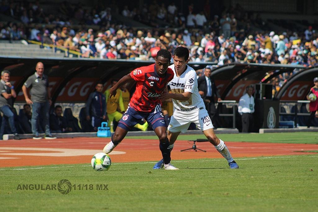 Pumas empata 0-0 ante el Veracruz en la jornada 1 del torneo Clausura 2019 de la Liga MX