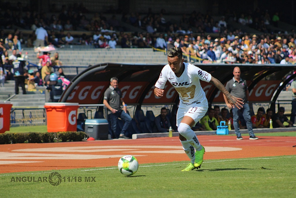 Pumas empata 0-0 ante el Veracruz, en la jornada 1 del torneo Clausura 2019 de la Liga MX, estadio Olímpico Universitario