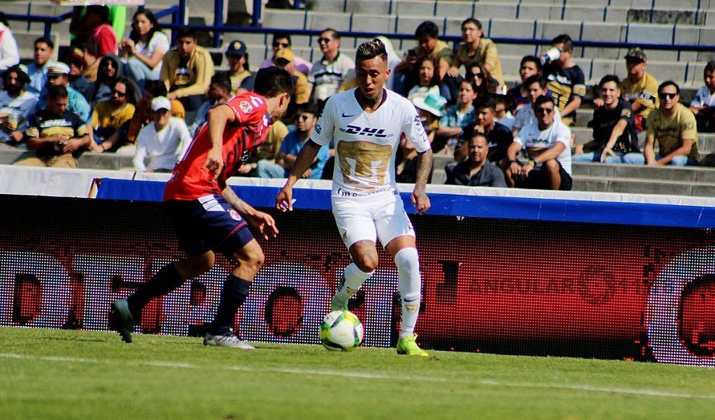 Pumas y Veracruz empatan 0-0 en la jornada 1 del torneo Clausura 2019 de la Liga MX estadio, Olímpico Universitario