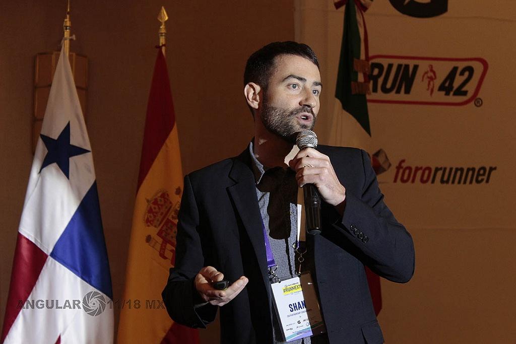 Sexto Congreso Internacional de la Industria del Running 2019, conferencista
