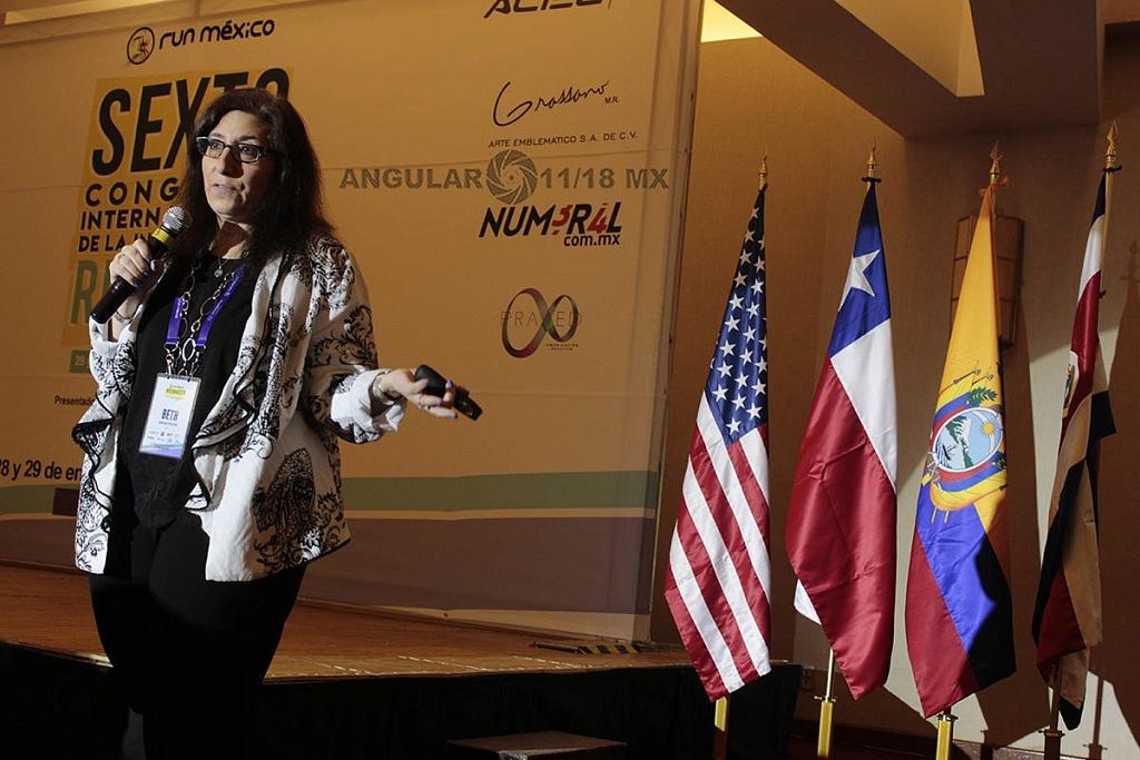Sexto Congreso Internacional de la Industria del Running conferencias