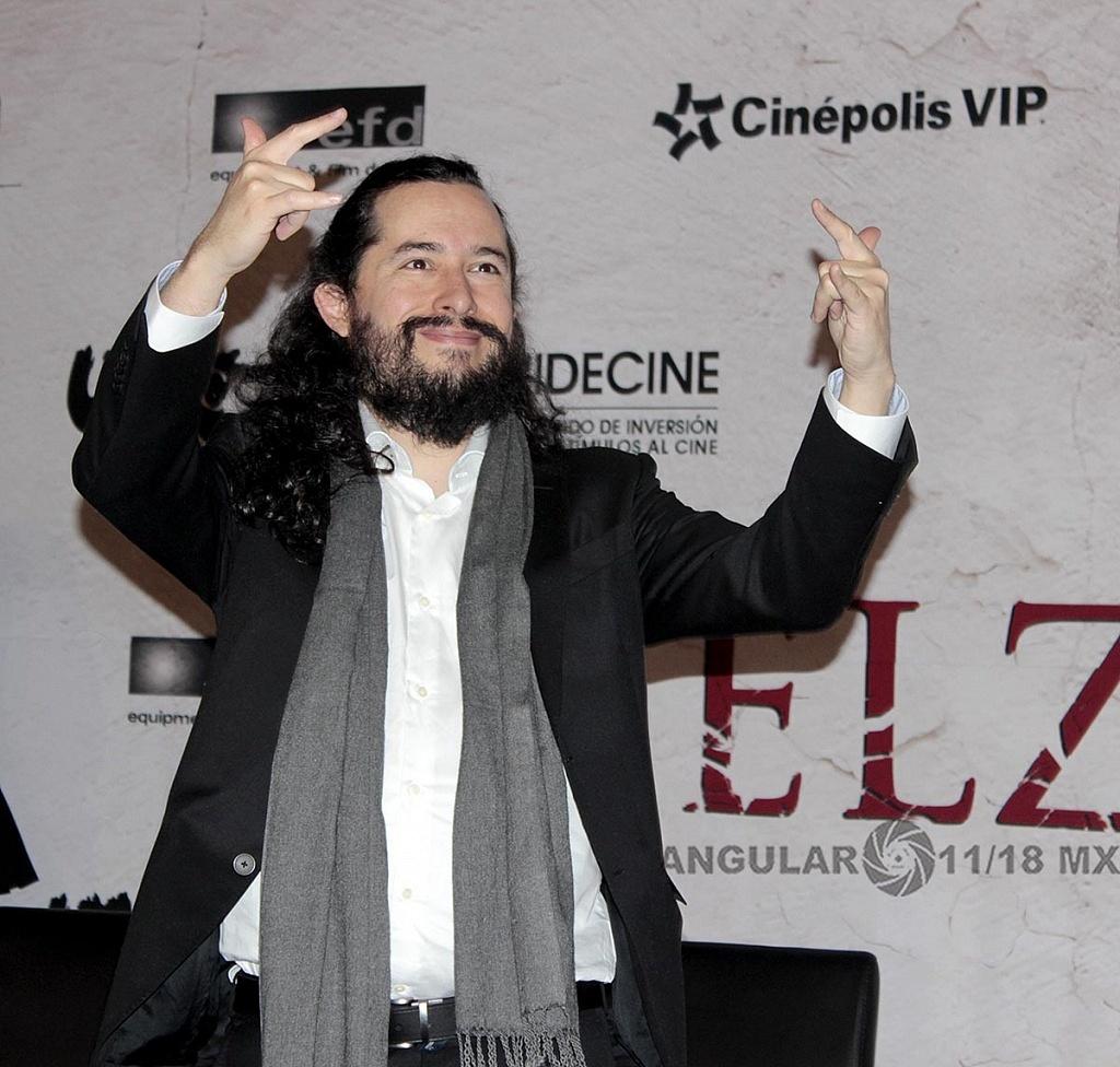 director Emilio Portes de la película del género de Terror, Belzebuth