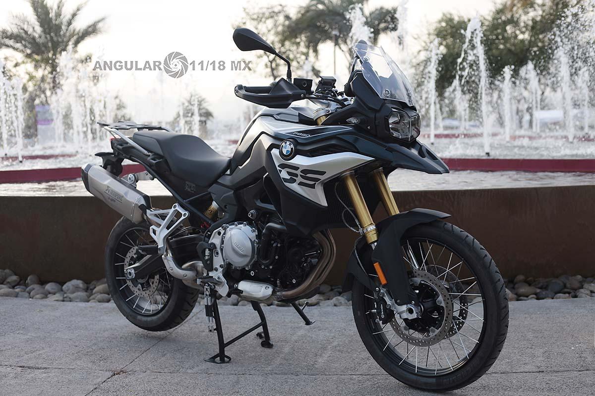 BMW Motorrad 2019, moto BMW modelo F 850 GS adventure