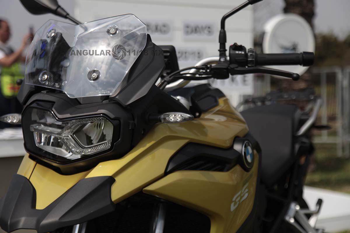 BMW Motorrad 2019 motos BMW de exhibición