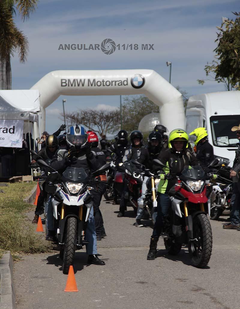 BMW Motorrad 2019 prueba de manejo