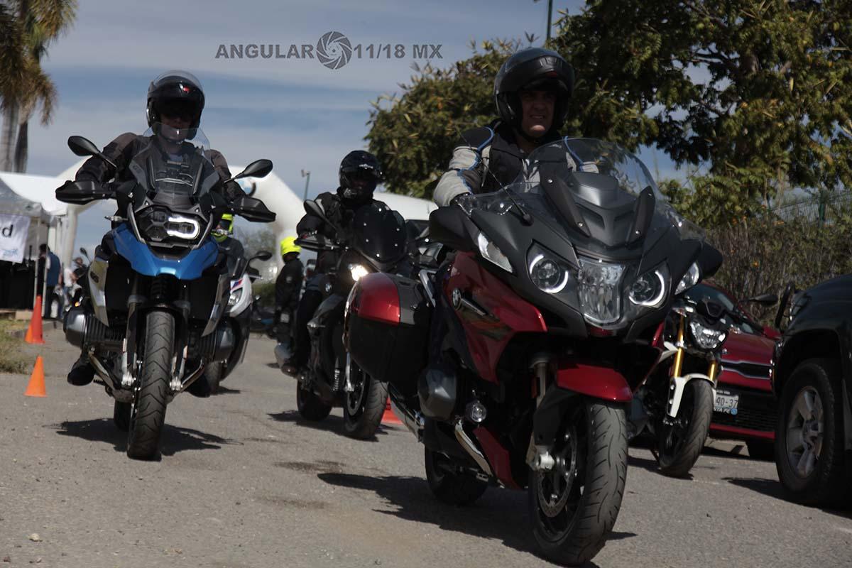 BMW Motorrad 2019 prueba de manejo,