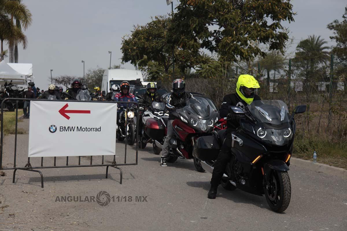 BMW Motorrad 2019, pruebas de manejo