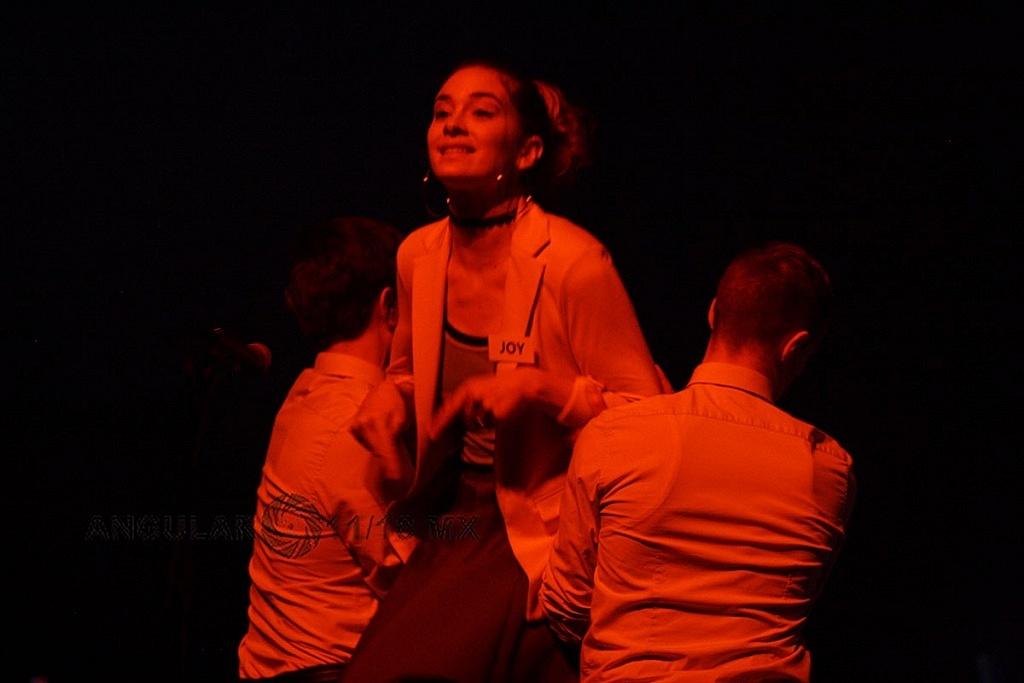Electronic City, Sexta Edición del Festival de Teatro Universitario, 2019