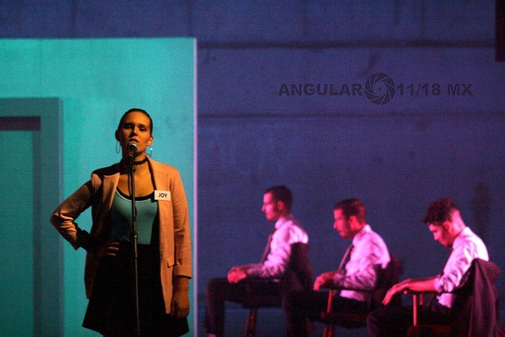 Electronic City, Sexta Edición, del Festival de Teatro Universitario