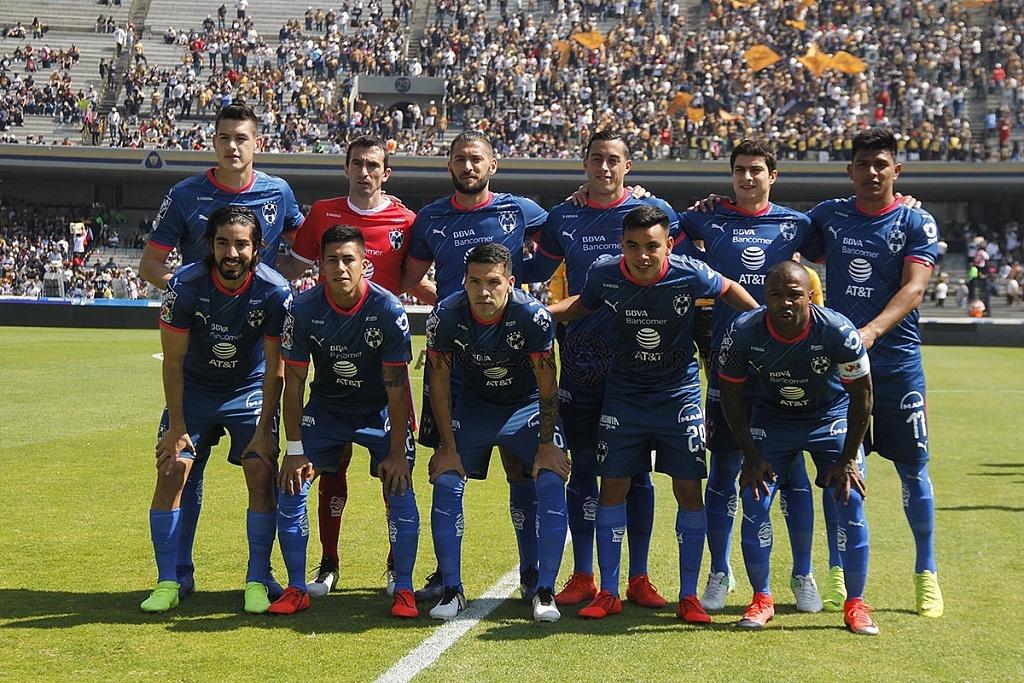 Equipo Titular del Monterrey en la Jornada 5 de la Liga MX Clausura 2019