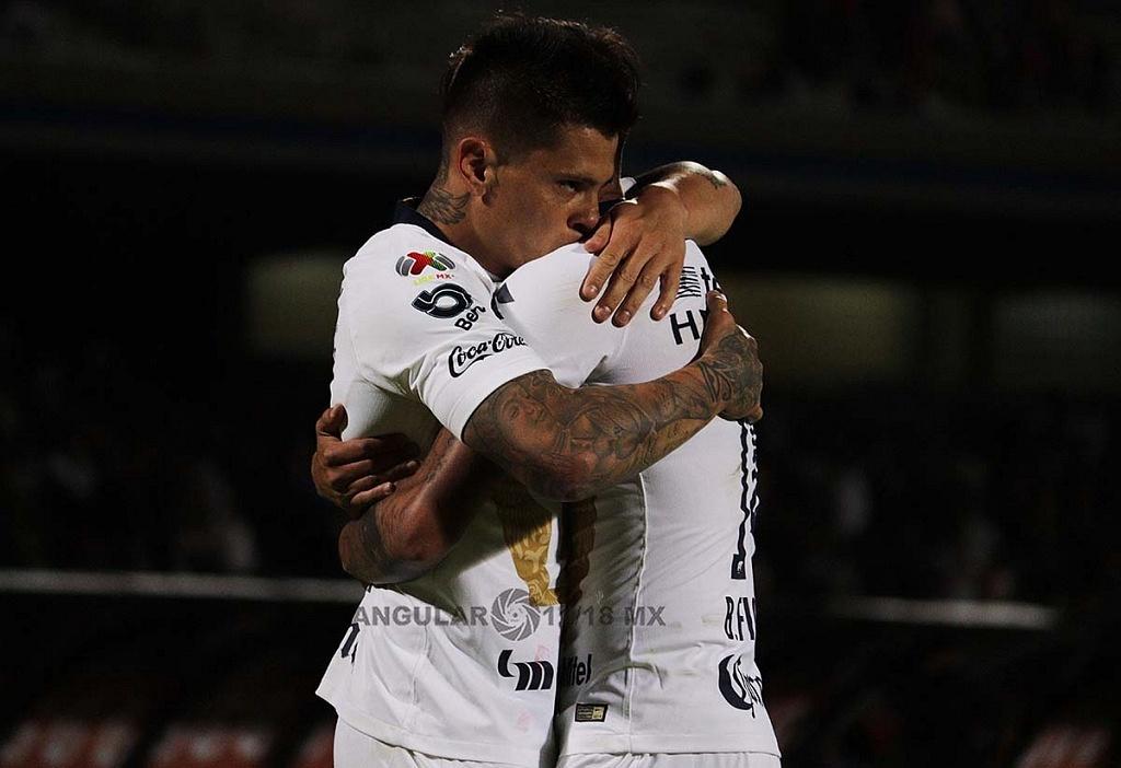 Los Pumas Vencieron a los Leones Negros en la Copa MX 2-1