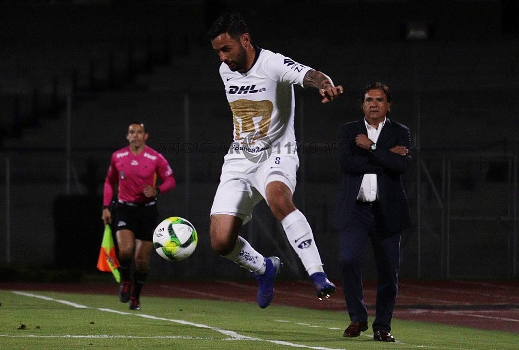 Los Pumas Vencieron a los Leones Negros en la Copa MX 2-1,