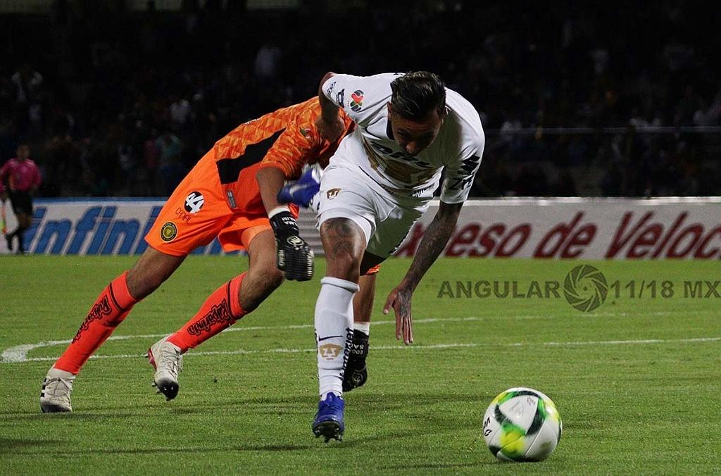 Los Pumas Vencieron a los Leones Negros, en la Copa MX 2-1