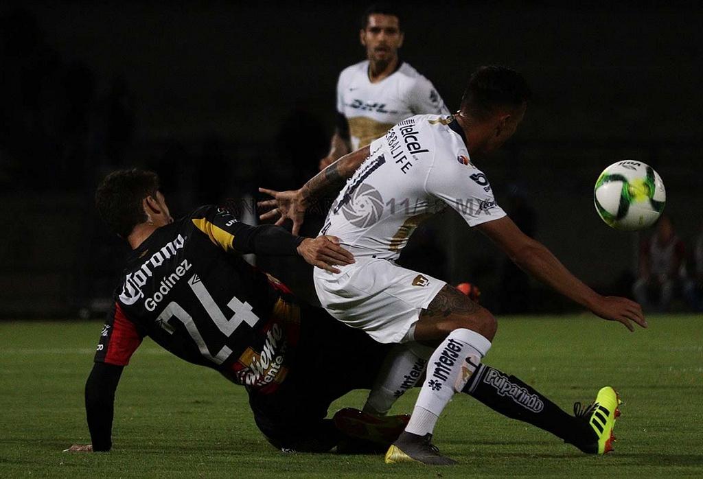 Los Pumas Vencieron a los Leones Negros en la Copa MX 2019 2-1