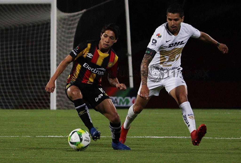 Los Pumas Vencieron a los Leones Negros, en la Copa MX 2019 jugada dividida