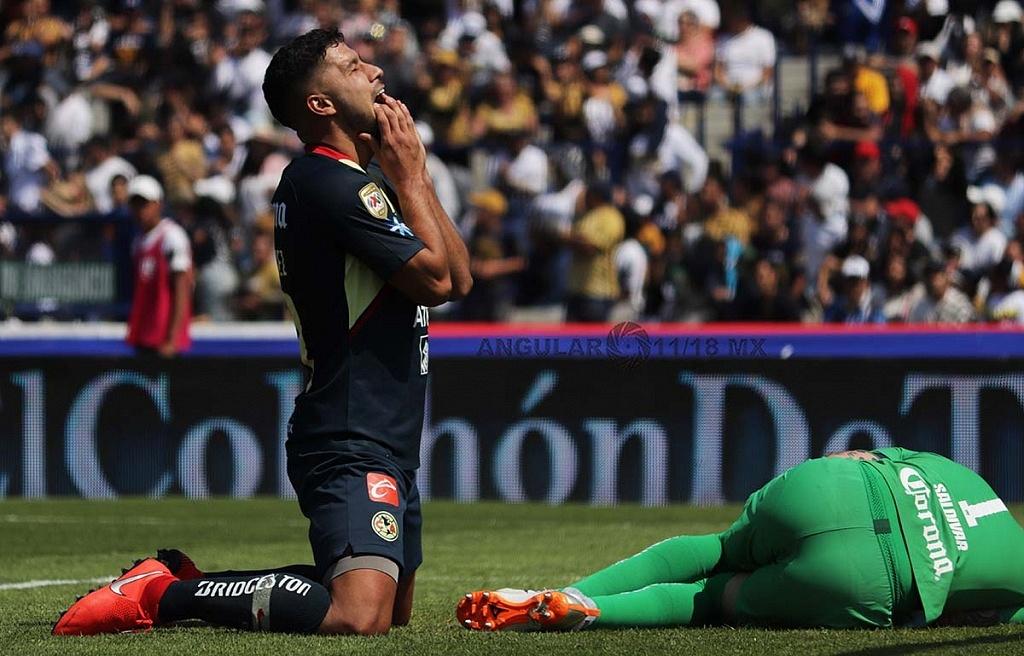 Pumas derrota al América en la jornada 7 del Clausura 2019 Estadio Olímpico Universitario