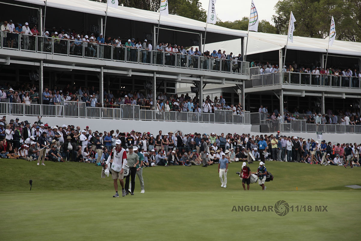 World Golf Championships México 2019, Segunda Ronda Club de Golf Chapultepec